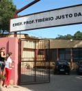 Escola-Aulas-São Roque-Escola Tiberio Justo da Silva São Roque