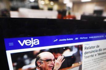 Revista Veja - Fake News