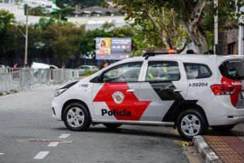 Polícia Militar-São Roque-Viatura Policial