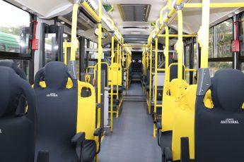 Ônibus Anto civid-19-Sorocaba-Ônibus Antiviral Sorocaba