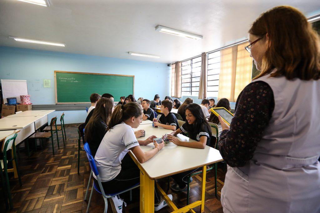 Aulas-Sala de Aula-Retorno de aulas
