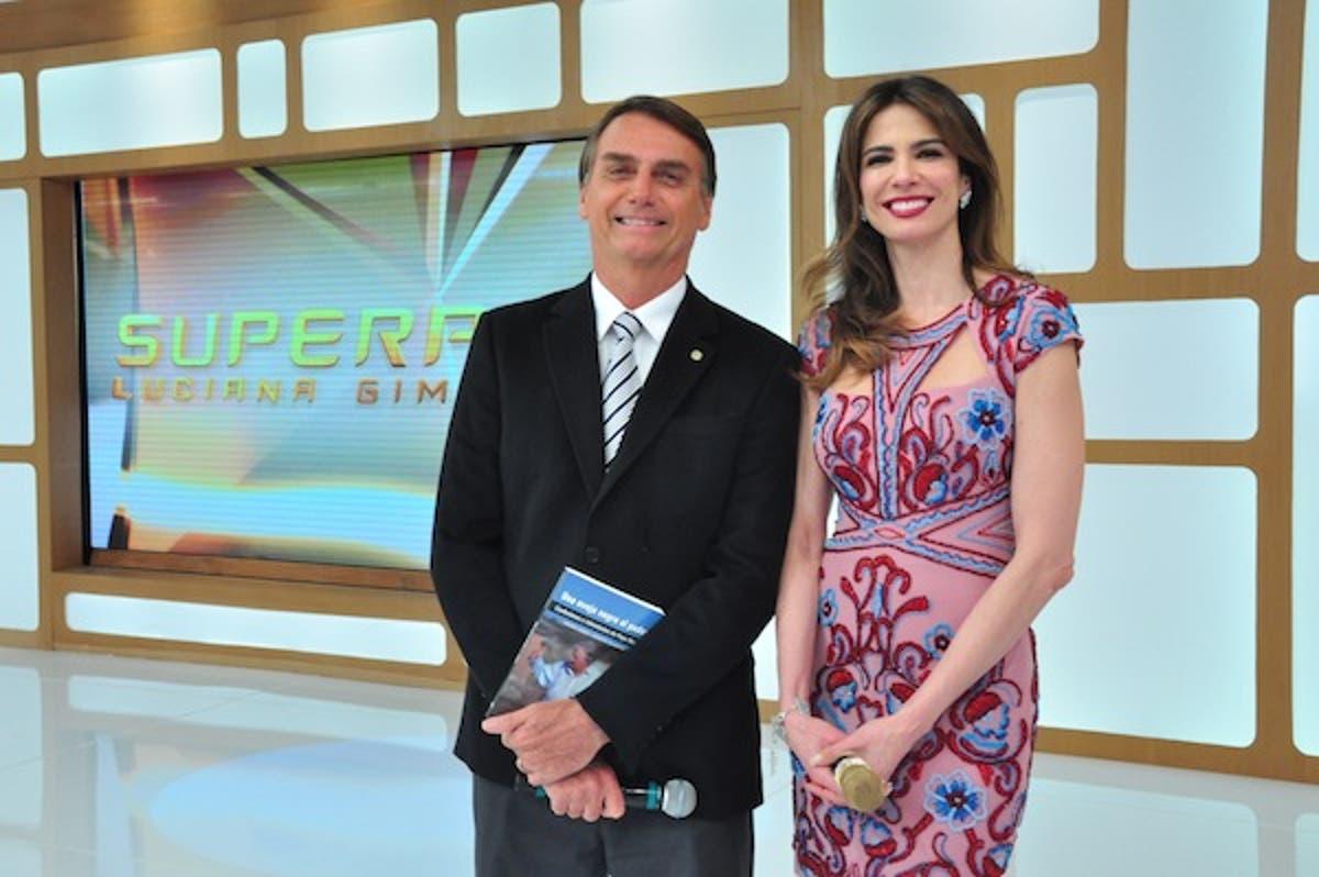 Luciana Gimenez-Bolsonaro