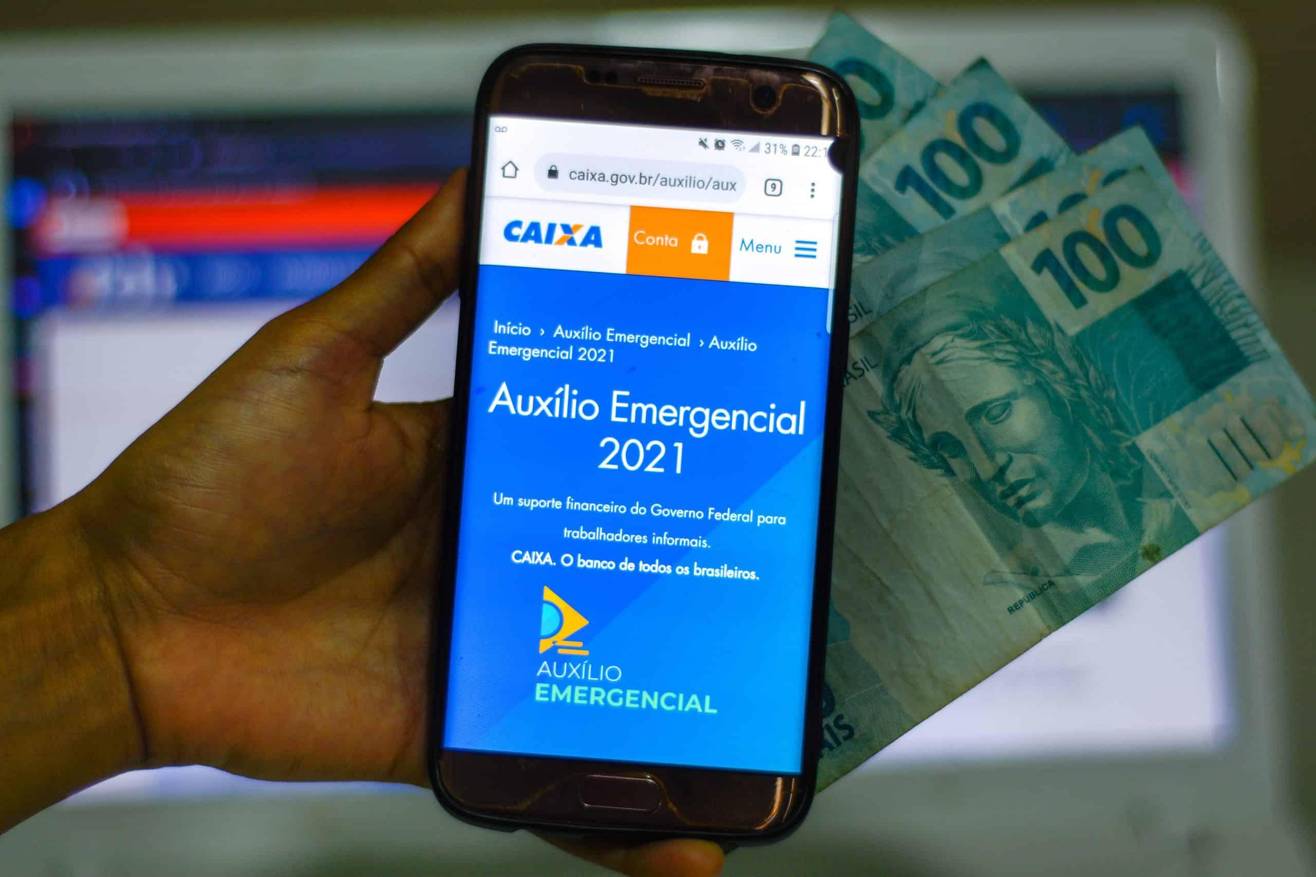Auxílio Emergencial -Auxílio Emergencial 2022