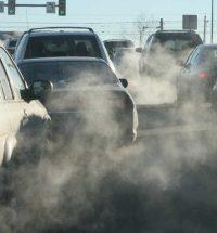 Auto-poluição-Carro