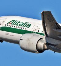 alitalia-avião-Itália-aérea